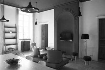 dumas-architectures Lyon - HOTEL PARTICULER ROUERGAT