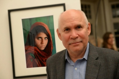DeFactory - Incontro con Steve McCurry
