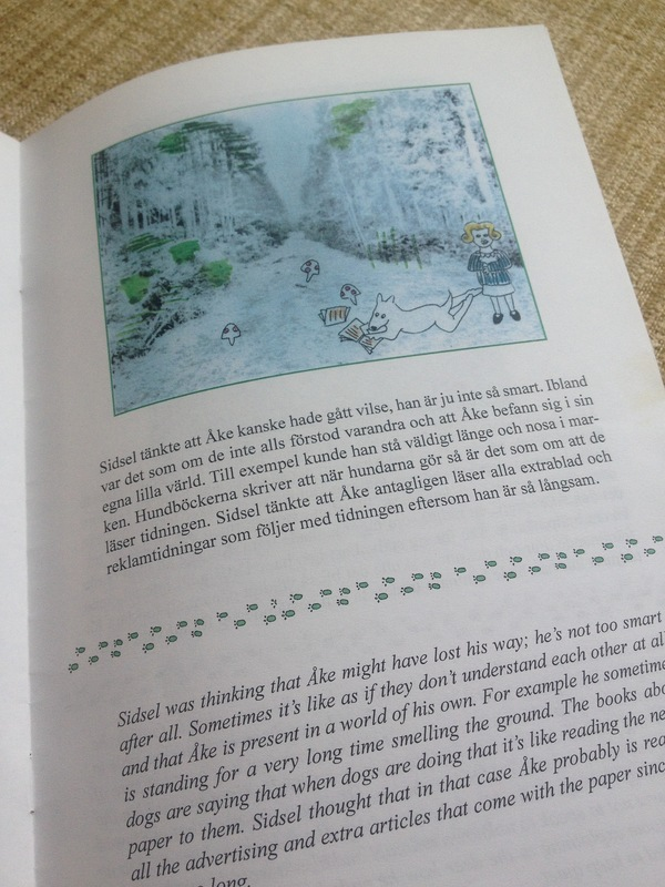 Sidsel Löyche - Designer - Childrens book, written and illustrated by me