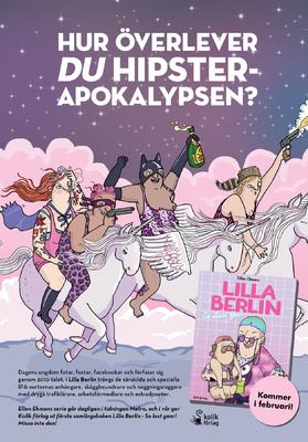 David Olgarsson | Portfolio - Annons: Lilla Berlin