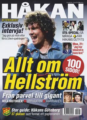David Olgarsson | Portfolio - Aftonbladet: Håkan Hellström