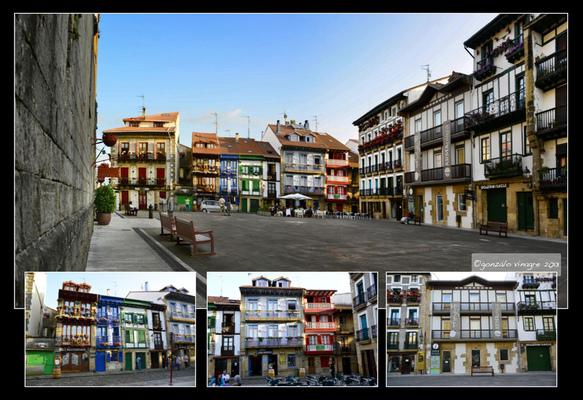 Fotografias - Plaza de Armas, Hondarribia -5-