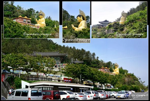 Fotografias - templo de Sanbanggulsa
