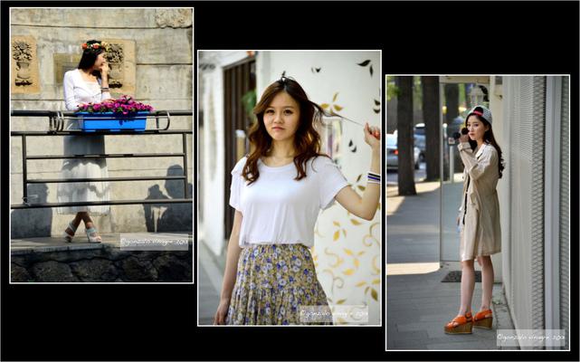 Fotografias - en Insadong-gil