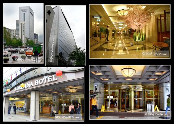 Fotografias - Koreana Hotel
