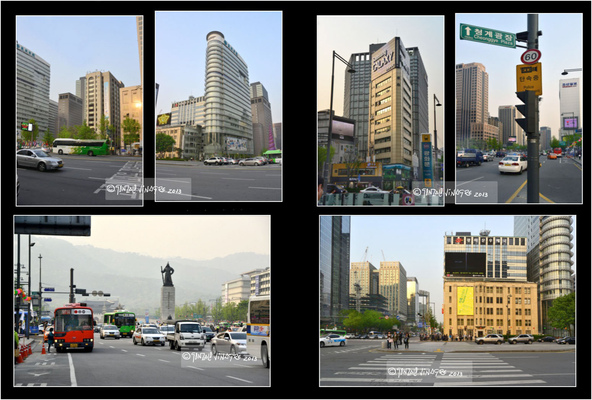 Fotografias - Cheonggye Plaza