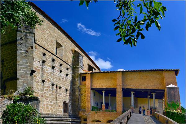 Fotografias - Monasterio de Yuste