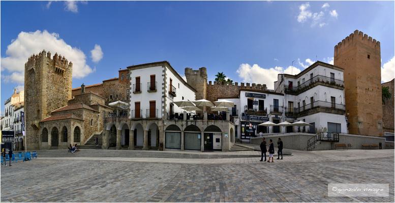 Fotografias - Cáceres