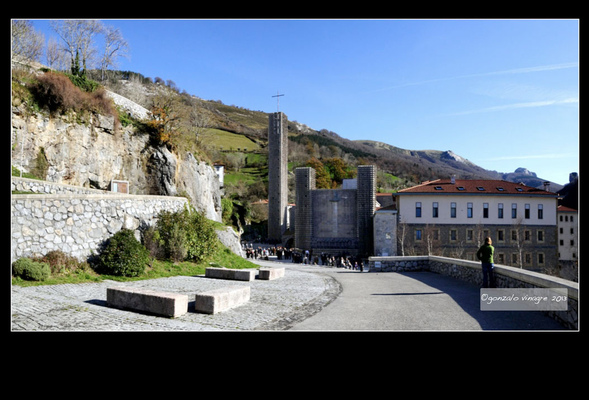 Fotografias - Monasterio de Arantzazu