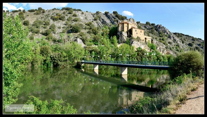 Fotografias - ermita de San Saturio