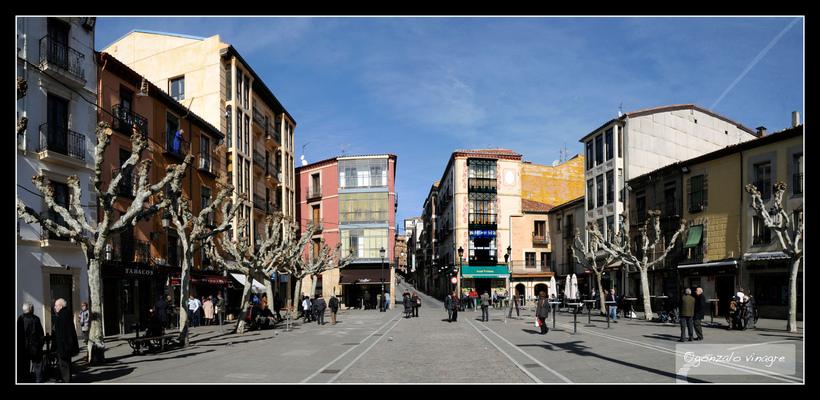 Fotografias - Plaza Ramon Benito Aceña