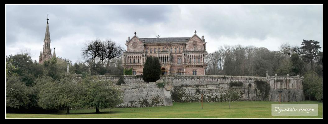 Fotografias - Palacio Sobrellano/Comillas
