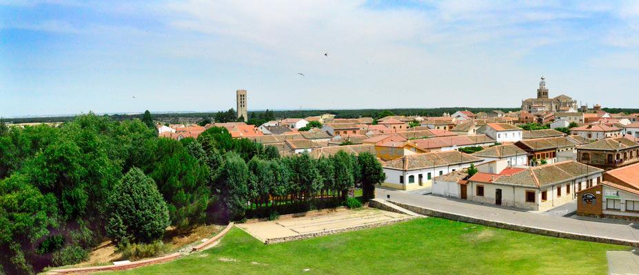 Fotografias - Coca/Torre de San Nicolas y Santa Maria la Mayor