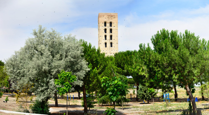 Fotografias - Coca/Torre de San Nicolás -2-