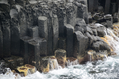 Fotografias - acantilado Jusangjeolli en Jeju ISland