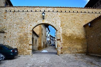 Fotografias - La Iglesuela del Cid -3-