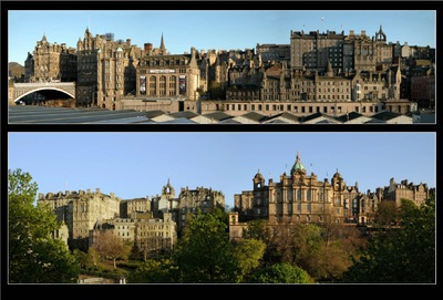 Fotografias - Edimburgo 1