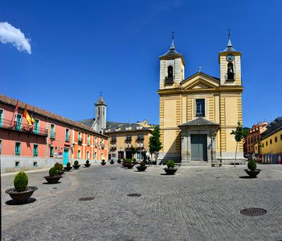 Fotografias - La Granja de San Ildefonso 1 (Segovia)