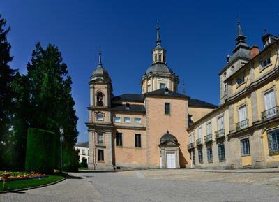 Fotografias - La Granja de San Ildefonso 8 (Segovia)