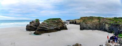Fotografias - Playa de las Catedrales -2-