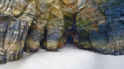 Fotografias - Playa de las Catedrales -2- (Lugo)