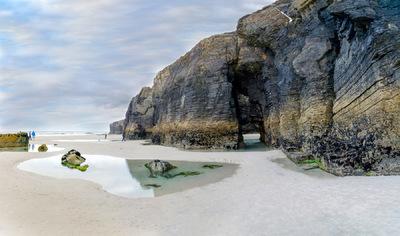 Fotografias - Playa de las Catedrales -27-