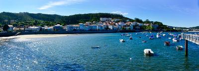 Fotografias - Pueblos A Coruña -1-:Malpica, Islas Sisargas, Laxe, Cabo Vilan, Corcubion, Finisterre
