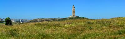 Fotografias - A Coruña - Torre de Hercules -2-