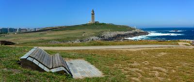 Fotografias - A Coruña - Torre de Hercules -3-