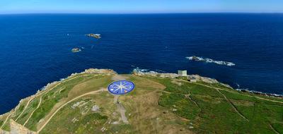 Fotografias - A Coruña - desde la Torre de Hercules -3-