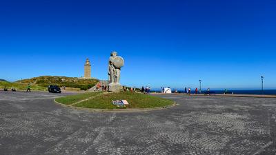 Fotografias - A Coruña - Torre de Hercules