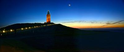 Fotografias - A Coruña - Torre de Hercules -7-