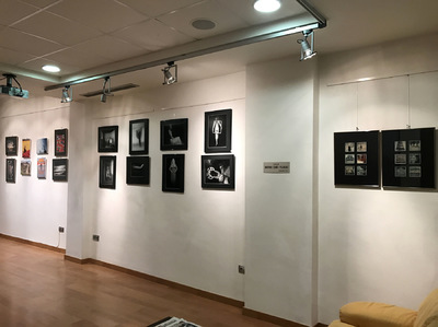 Fotografias - Vista de una de las paredes de la Expo