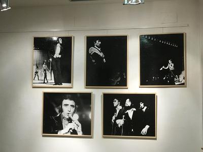 Fotografias - Artistas en la Sala Jockers 1983-84
