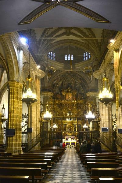 Fotografias - Interior Basílica -1-