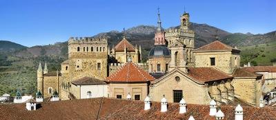 Fotografias - Monasterio desde el Parador Nacional -1-