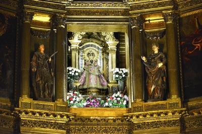 Fotografias - Interior Basílica -4-