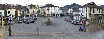 Fotografias - plaza Santa María, Guadalupe