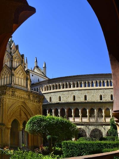 Fotografias - Claustro del Monasterio -1-