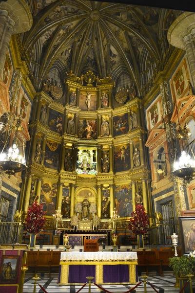 Fotografias - Interior Basílica -3-