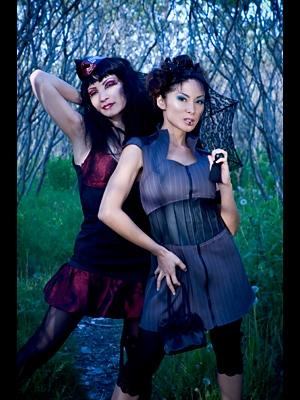 costume and fashion designer - Photography: Fusco Images