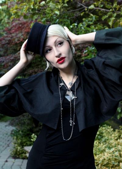 costume and fashion designer - Photography: Adriana Fulop