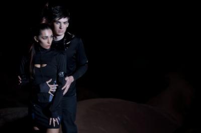 costume and fashion designer - Photography: Guy Porter