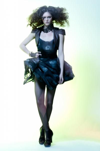 costume and fashion designer - Photography: Mathew Wilson