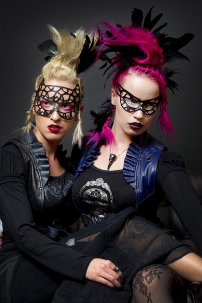 costume and fashion designer - Photography: Kelly Mulner