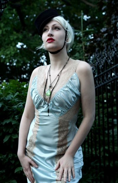 costume and fashion designer - Photography: Adriana Fulop