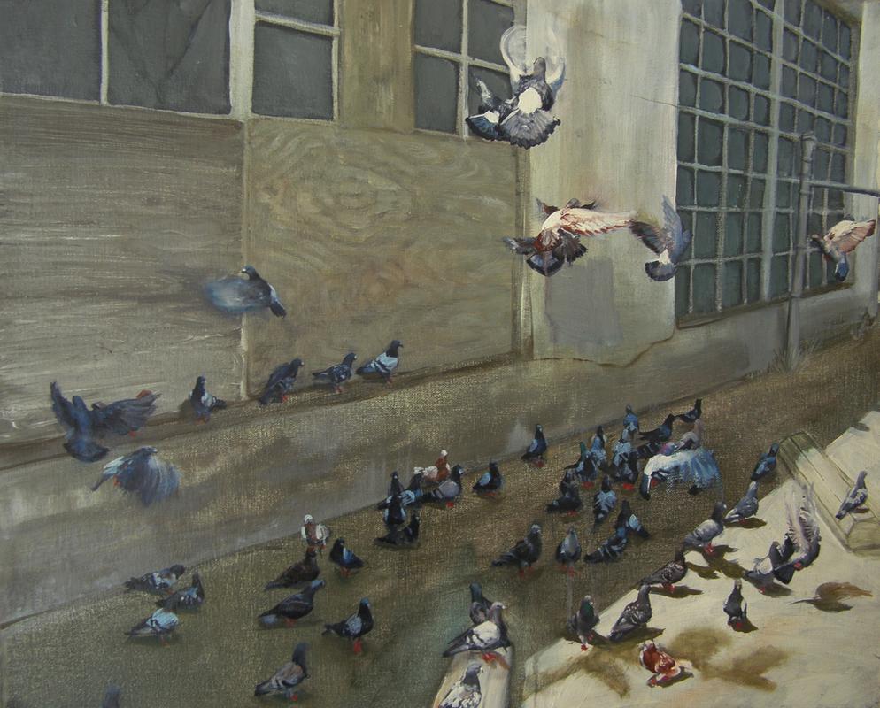 Chris Vena - Pigeons I