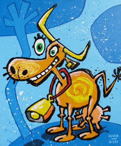 Alf Woxnerud - Konst till salu