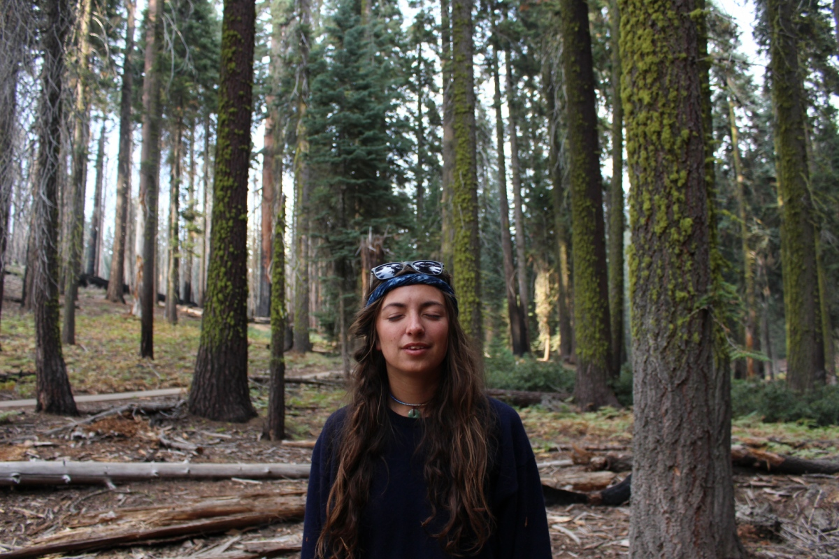 Genevieve French Photography - Jade, Sequoia National Park, California