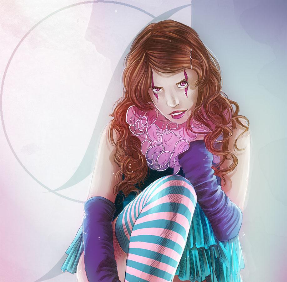 Aurélie Betsch Illustrations - Douce folie